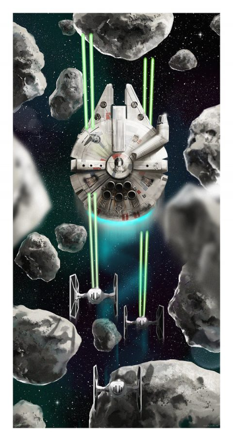 Star Wars: Asteroids