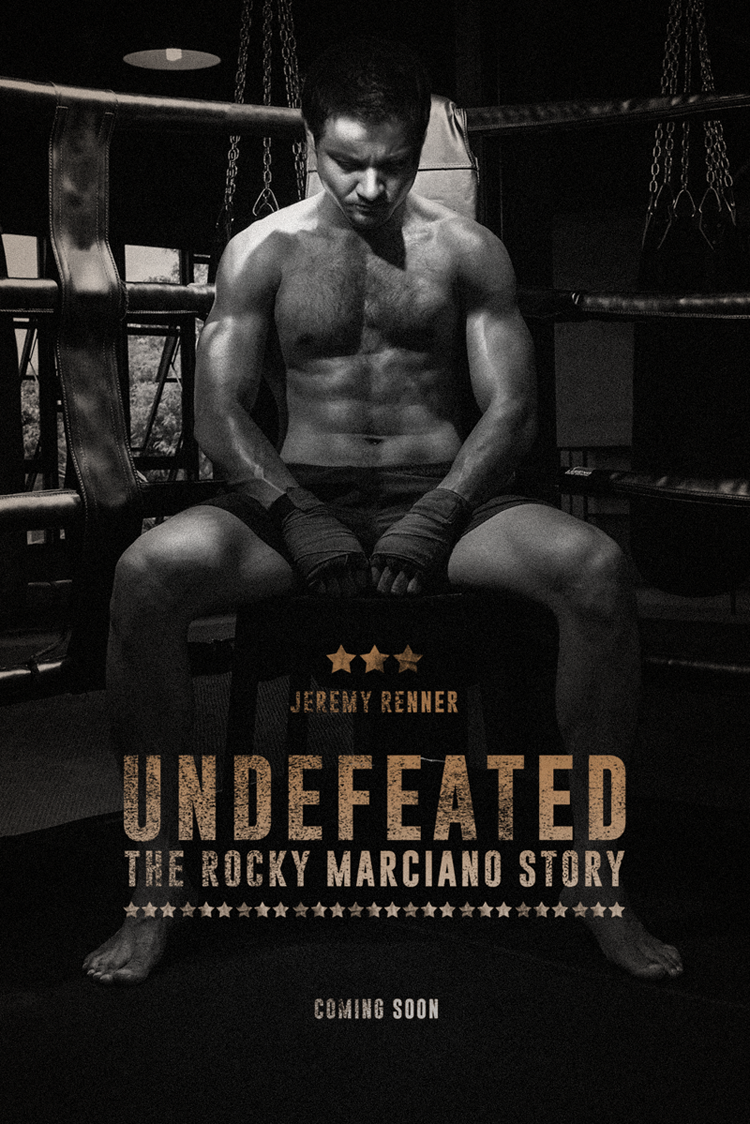 Rocky Marciano Poster Undefeated – the rocky marciano story (no1 ...