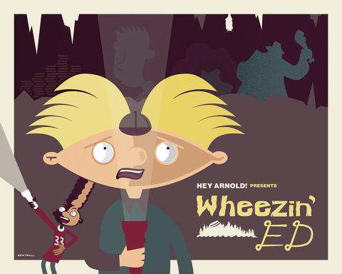 Hey Arnold! Weezin' Ed