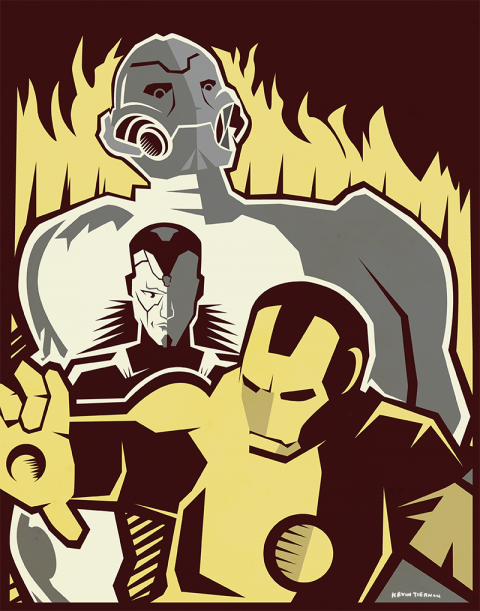 Avengers: Family Matters (Variant)