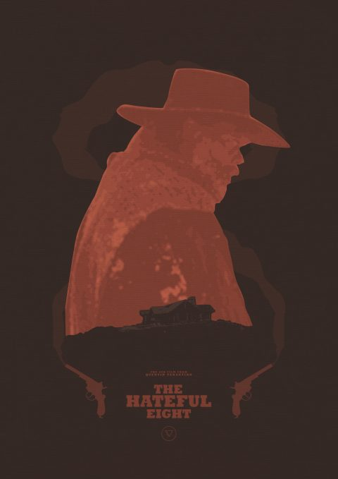 A Bullet – The Hateful Eight