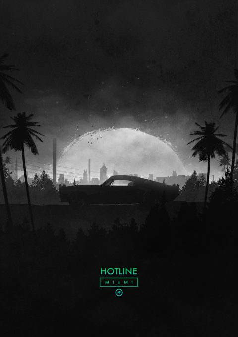 Hotline Miami Noir