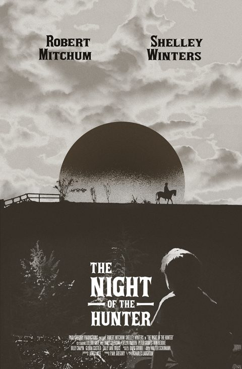 The Night Of The Hunter · Charles Laughton (1955)
