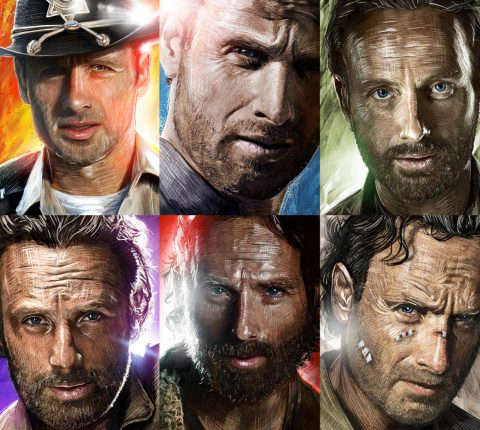 6 Degrees of Rick Grimes