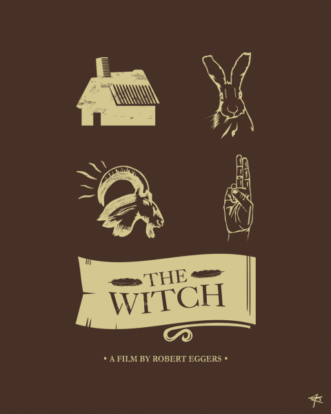 The Witch Alternative Poster 1