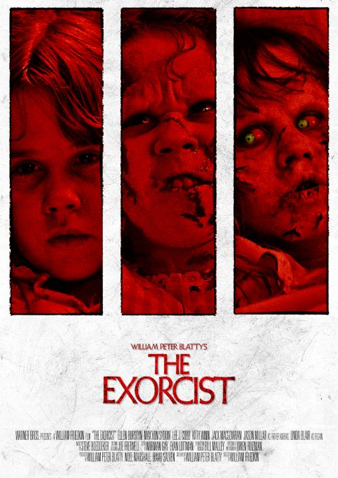 The Exorcist – Poster Two