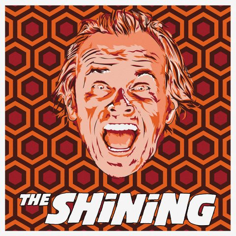 The Shining – Alternative Movie Poster