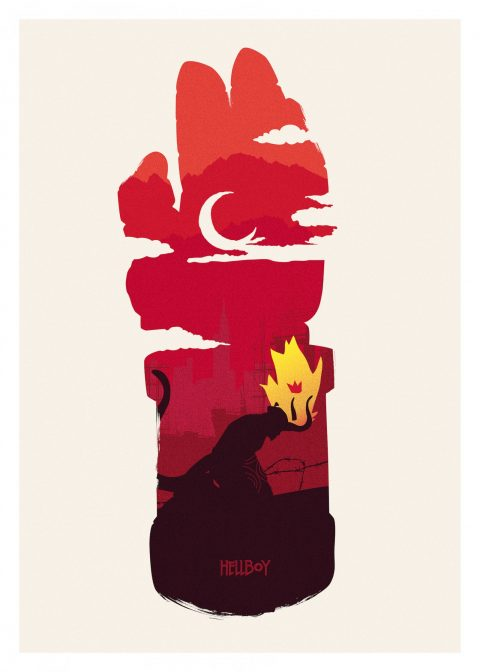 Hellboy · Right hand of doom
