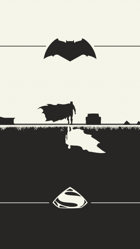 Batman V Superman Reversible Poster