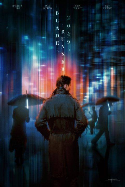 Blade Runner 2049 – The City
