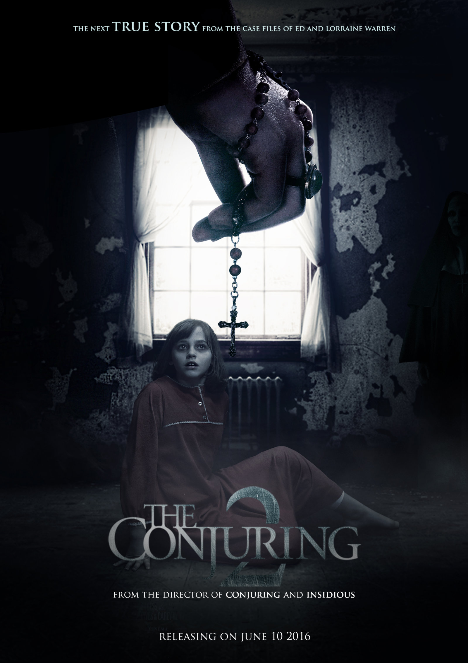 The Review: THE CONJURING 2