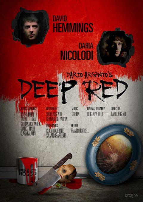 Deep Red / Profondo Rosso #3