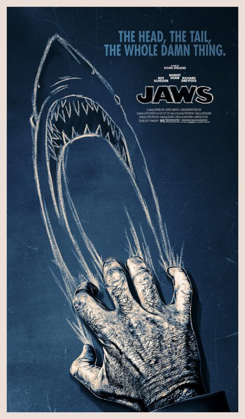 "Jaws 40 – ""The Head, The Tail, The Whole Damn Thing"""