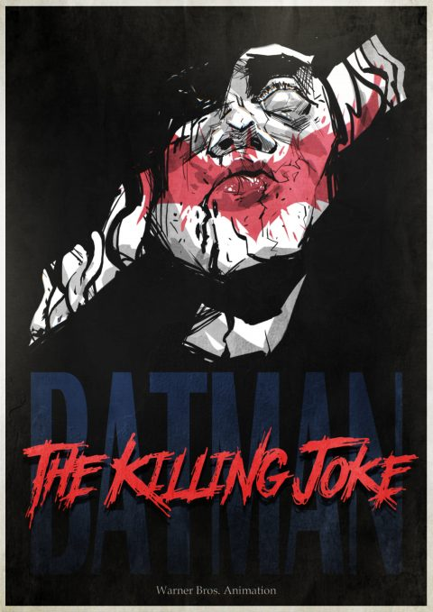 Batman – The Killing Joke Animated Movie