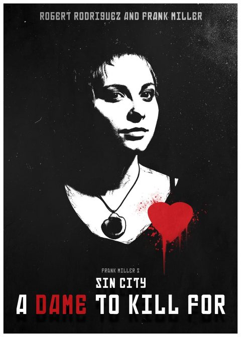 Sin City : A dame to fill for