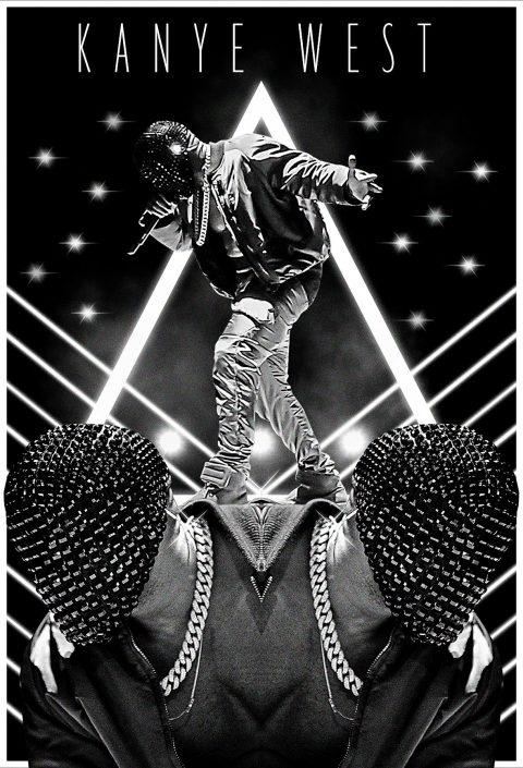 Kanye west yeezus tour