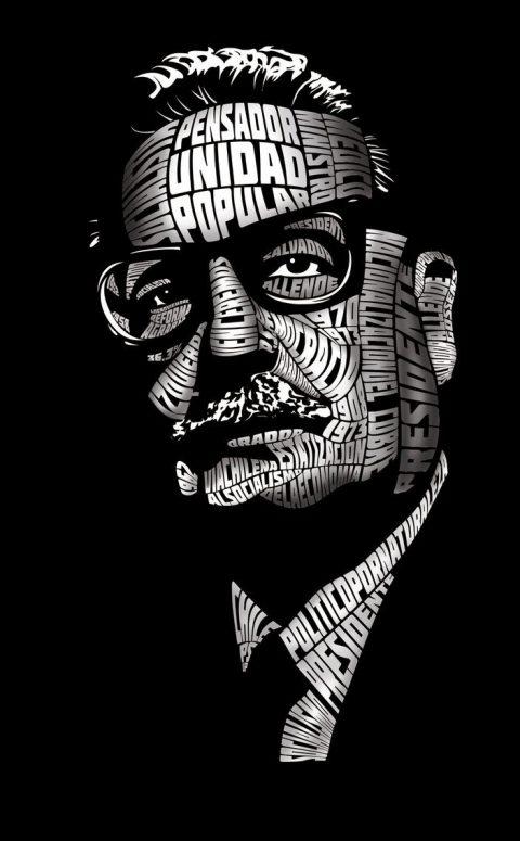 Allende's Poster