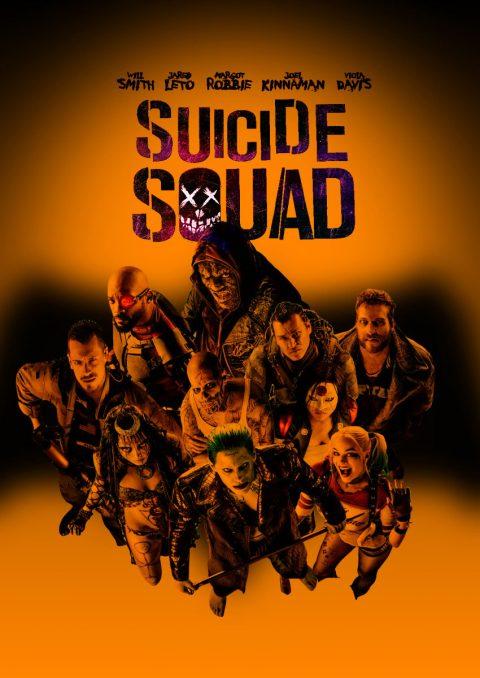 Suicide Squad teaser poster