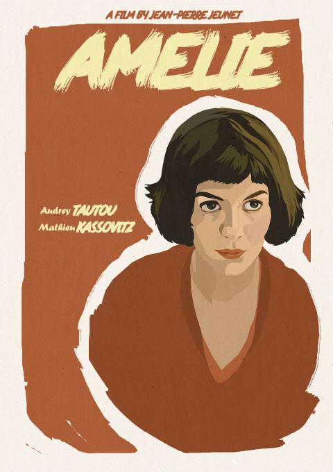 Le Fabuleux destin d'Amélie Poulain/Amelie (2001)