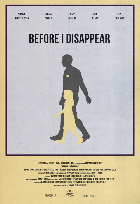 Before I disappear,2014