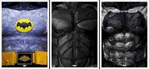 A Batman Triptych