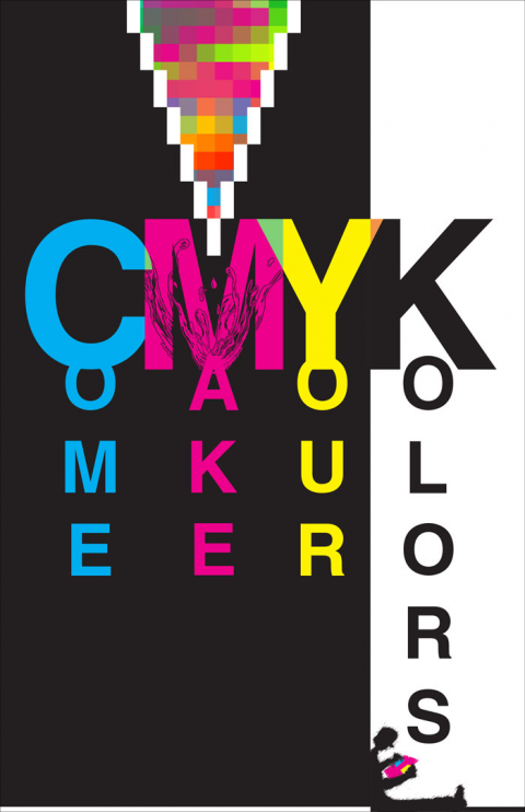 Come Make Your Colours (CMYK)