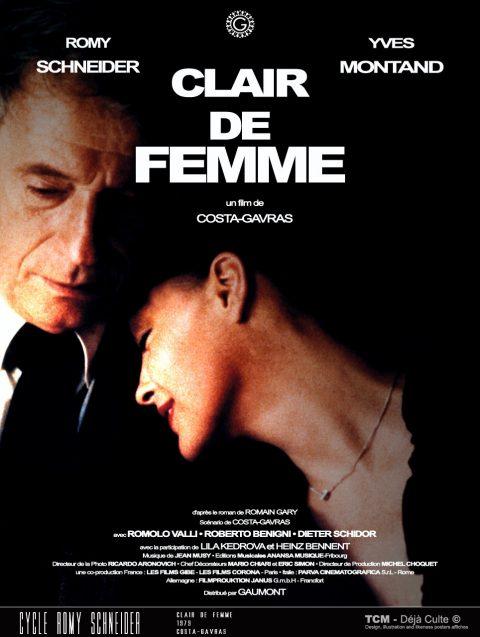 Clair De Femme (Chiaro Di Donna/Die Liebe Einer Frau/Womanlight) 1979 Costa-Gavras