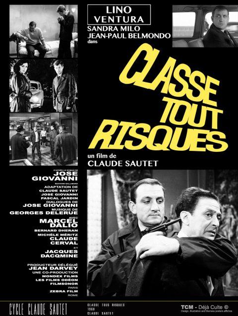 Classe Tous Risques (The Big Risk /Asfalto che scotta) 1960 Claude Sautet