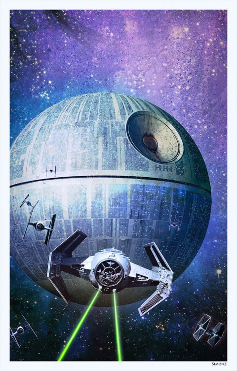 Death Star Fighters