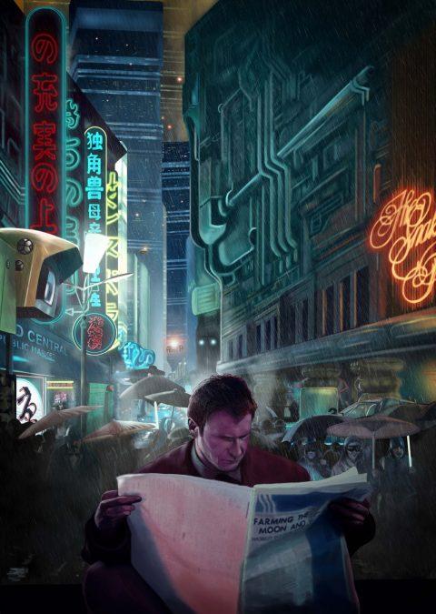 'Downtown Deckard'