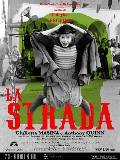 La Strada 1954 Federico Fellini