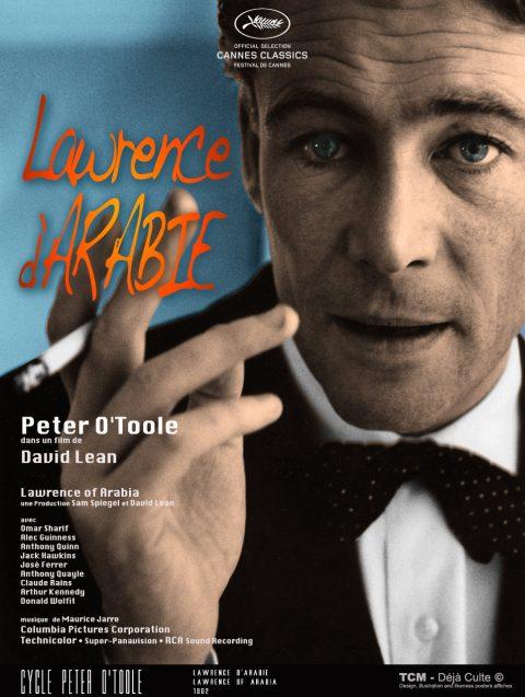 Lawrence d'Arabie (Lawrence of Arabia) 1962 David Lean