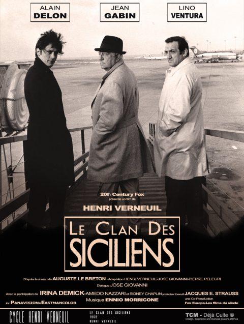 Le Clan Des Siciliens (The Sicilian Clan) 1969 Henri Verneuil