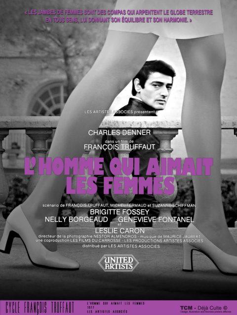 L'Homme qui aimait les femmes (The Man Who Loved Women) 1977 François Truffaut