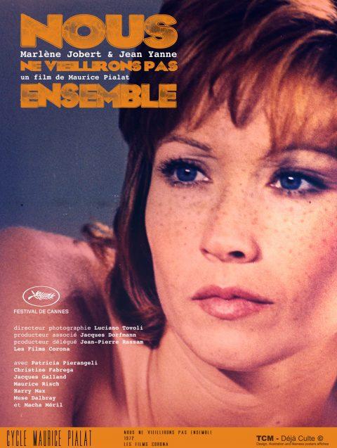 Nous Ne Vieillirons Pas Ensemble (We Won't Grow Old Together) (Break-Up) 1972 Maurice Pialat