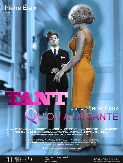 """Tant qu'on a la santé aka """"As Long As You're Healthy"""" 1966 Pierre Étaix"""
