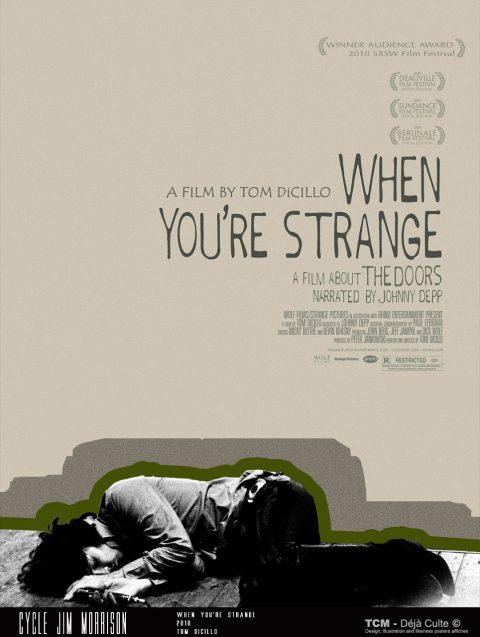 When You're Strange – The Doors 2010 Tom Dicillo
