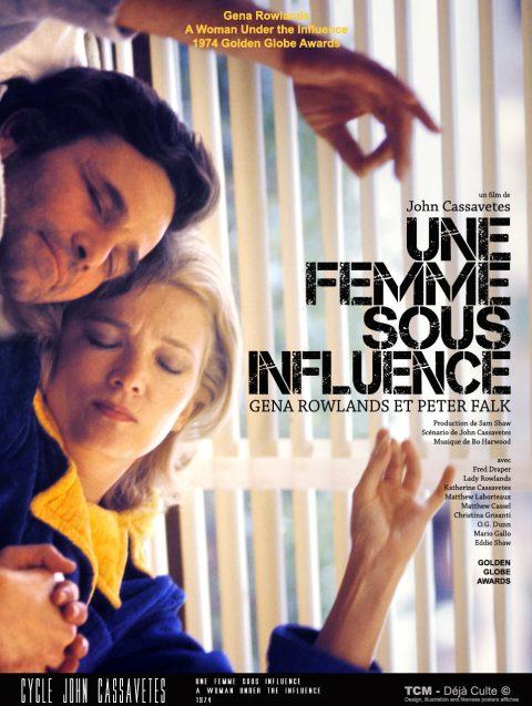 Une Femme Sous Influence (A Woman Under The Influence) 1974 John Cassavetes