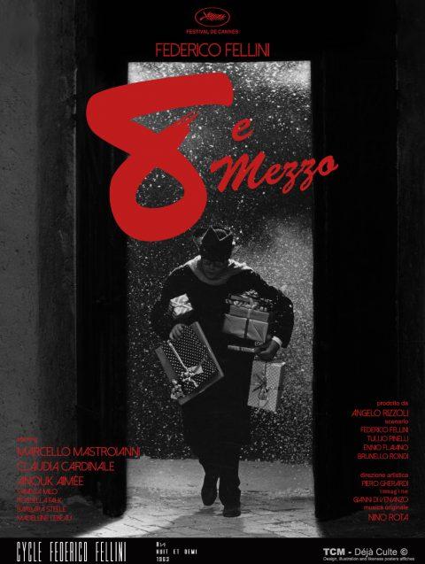 Huit Et Demi (Otto e Mezzo – 8 ½) 1963 Federico Fellini