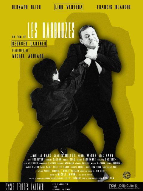 Les Barbouzes 1964 Georges Lautner Lino Ventura Bernard Blier Francis Blanche Mireille Darc