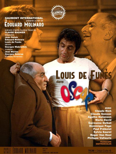 Oscar 1967 Édouard Molinaro
