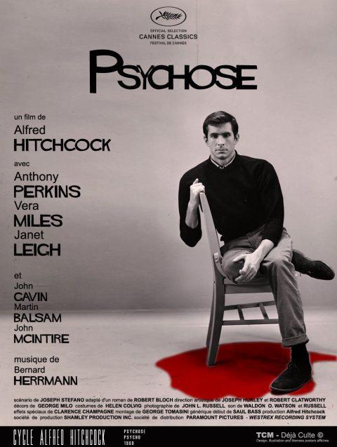 Psychose (Psycho) 1960 Alfred Hitchcock