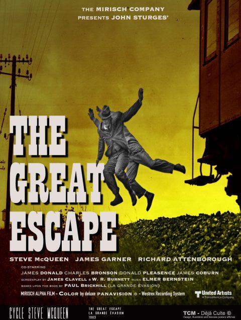 La Grande Évasion (The Great Escape) 1963 John Sturges