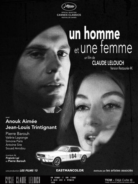 Un Homme Et Une Femme (A Man And A Woman) 1966 Claude Lelouch