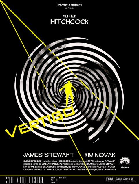 Sueurs Froides (Vertigo) 1958 Alfred Hitchcock
