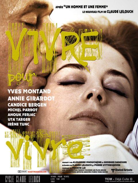 Vivre pour vivre (Live for Life) 1967 Claude Lelouch