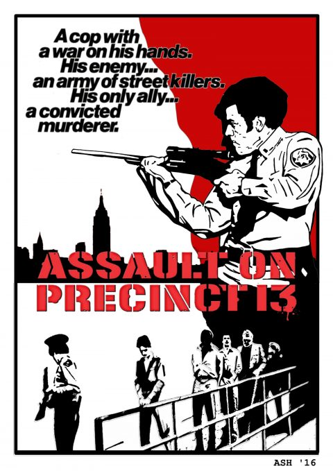 Assault on Precinct 13.