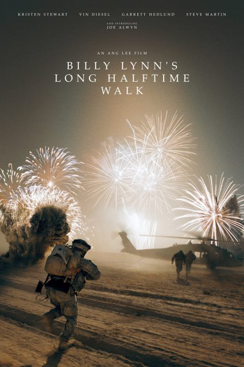 "Billy Lynn's Long Halftime Walk – ""War Heroes"" Collection (1/3)"