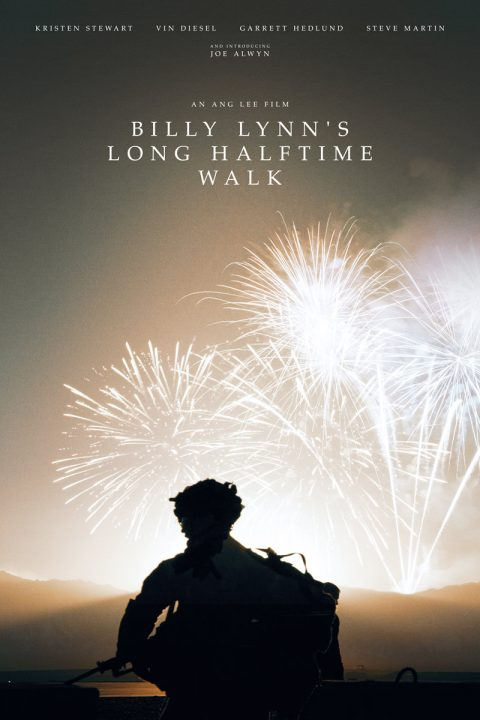 "Billy Lynn's Long Halftime Walk – ""War Heroes"" Collection (2/3)"