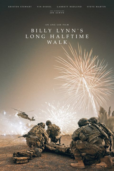 "Billy Lynn's Long Halftime Walk – ""War Heroes"" Collection (3/3)"